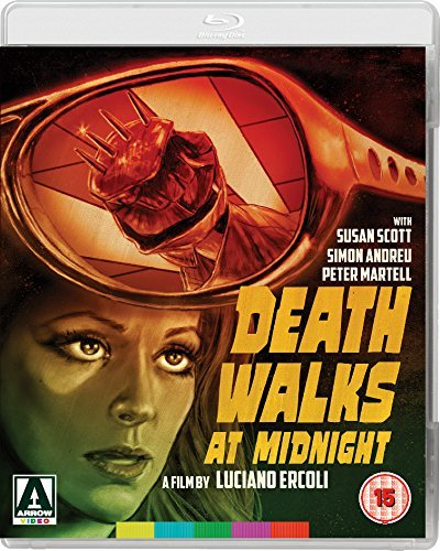 Death Walks At Midnight [Blu-ray] [UK Import]