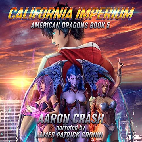 California Imperium audiobook cover art