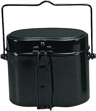"Japanese Biggest Outdoor Brand ""Logos"" Cookware Camping Rice Cooker Hangou Cooking Pan Pot 81234000 Japan"