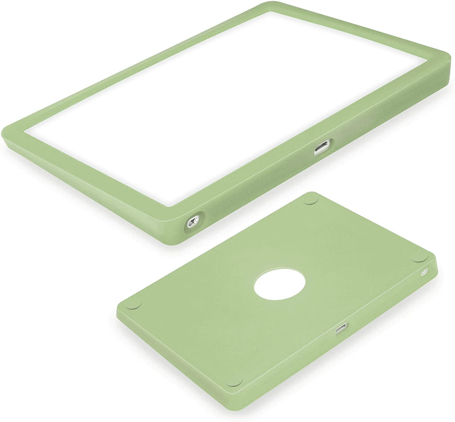 Silicone case for Magic Trackpad 2 Silicon case for Apple Wireless Touchpad Apple Trackpad Protective Cover (Matcha Green)