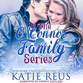 O'Connor Family Series Collection audiobook cover art