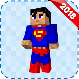 Superhero Skins for Minecraft PE