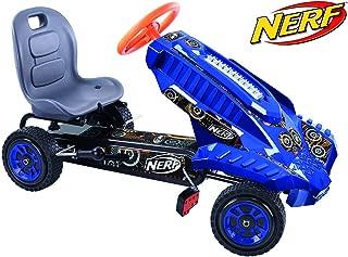 nerf striker go kart