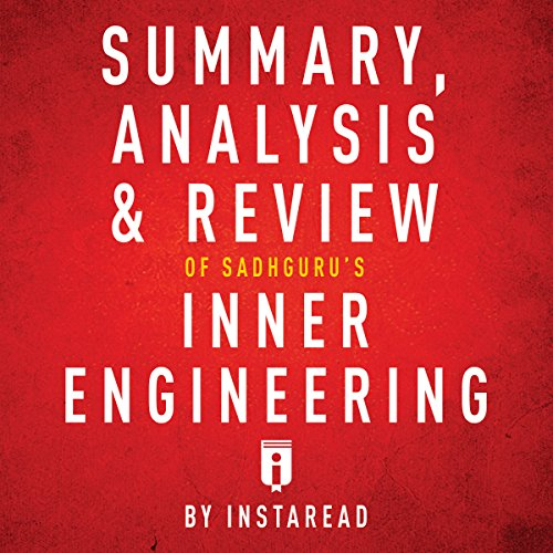 Summary, Analysis & Review of Sadhguru's Inner Engineering by Instaread Titelbild
