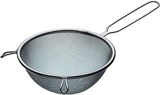 Kitchen Craft Round Sieve de Acero Inoxidable, 16 cm, Cromo