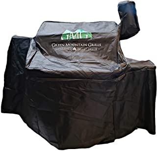 GMG Daniel Boone prime grill cover - Full Length for Prime WiFi Grills