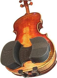 NEW! & Improved 2019 Model - AcoustaGrip 'CONCERT PERFORMER THICK' Violin Shoulder Rest- Fits 3/4 and Full Size Violins and Violas