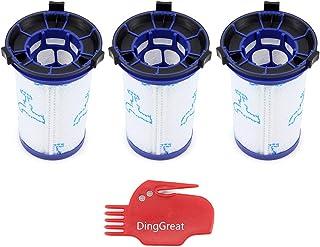 Alternativa a ZR009002 DingGreat 2Pcs Filtro de Repuesto para Rowenta Air Force All in One 460 RH92xx y Rowenta Air Force Flex 560 RH94xx Aspiradora