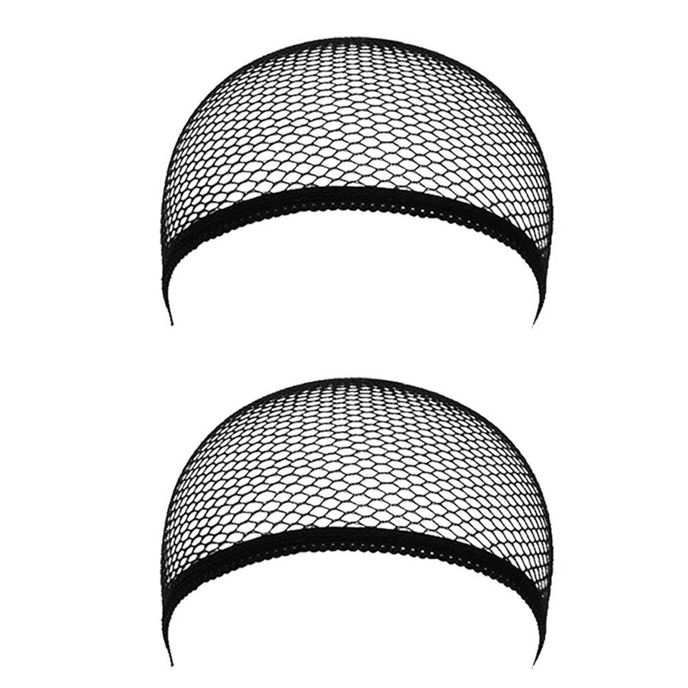 Black Luxury goods Hair Wig Weaving Stretchable Mesh Net Elastic Popular overseas Snoo Fishnet