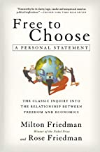 Free to Choose: A Personal Statement Book PDF