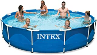 Best Intex 12ft x 30in Metal Frame Pool with Filter Pump Review