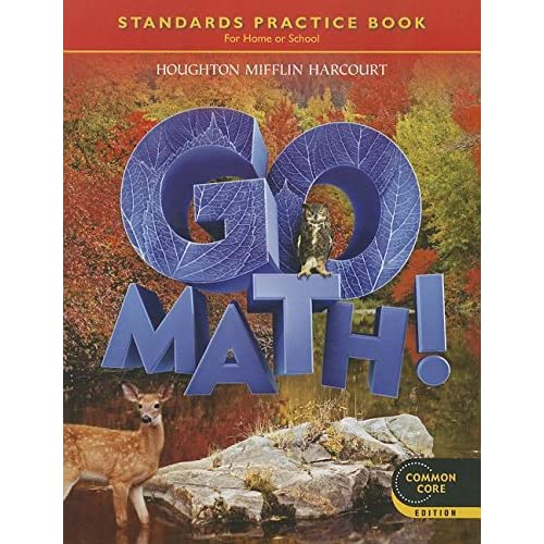 Students Math Book 6th Grade