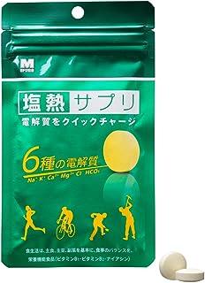 ミドリ安全 塩熱サプリ 30g(24粒入り)