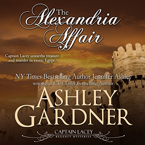The Alexandria Affair audiobook cover art