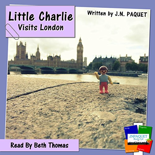 Couverture de Little Charlie Visits London