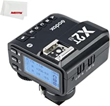 Godox X2T-N I-TTL Wireless Flash Trigger, Bluetooth Connection, 1/8000s HSS, 5 Separate Group Buttons, for Nikon Camera