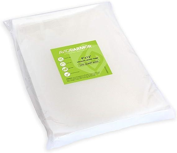 100 Quart Vacuum Sealer Bags Size 8