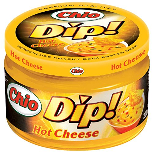 Chio Dip Hot Cheese 12 x 200ml