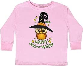 happy owl o ween fabric
