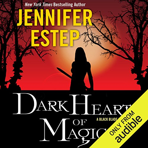 Dark Heart of Magic audiobook cover art