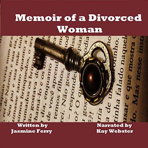 Memoir of a Divorced Woman audiobook cover art