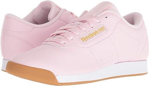 Pink/White/Gold Metallic