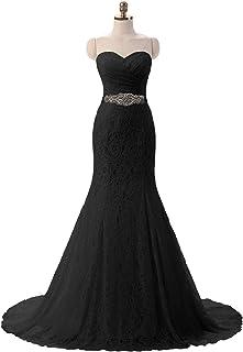 Black Tie Wedding Dresses.Amazon Com Blacks Wedding Dresses Dresses Clothing Shoes