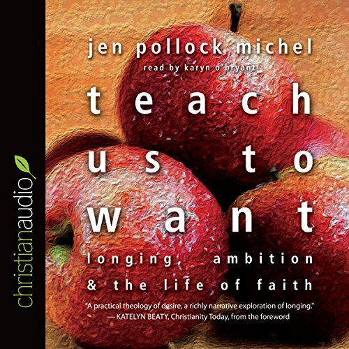 Teach Us to Want  By  cover art