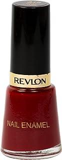 Revlon Nail Enamel, Red Spark, 8ml