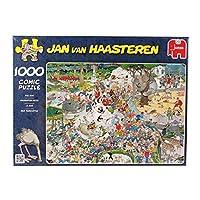 ジャンボ (Jumbo) 1000ピース ジグソーパズル 動物園 01491