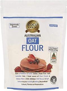 COCO EARTH Australian Oat Flour, 250 g