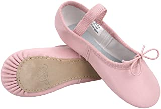 STELLE Premium Leather Ballet Slipper/Ballet Shoes(Toddler/Little Kid/Big Kid)