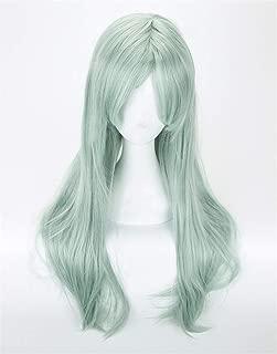 Xingwang Queen Anime Long Light Green Cosplay Wig Women Girls' Party Wigs