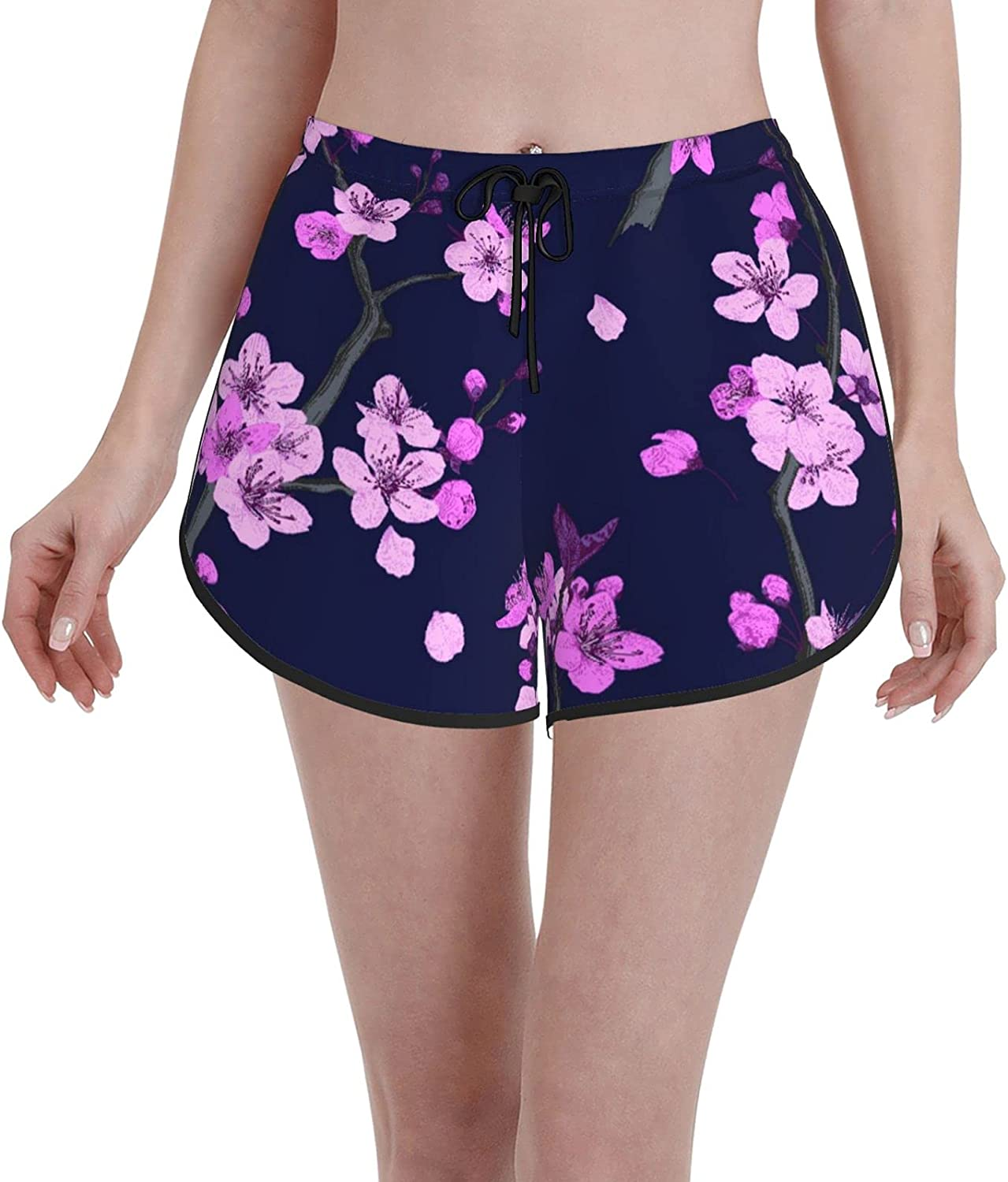 Janrely Casual Board Max 83% OFF Shorts security for Women Trunks We Swim Beach Girls