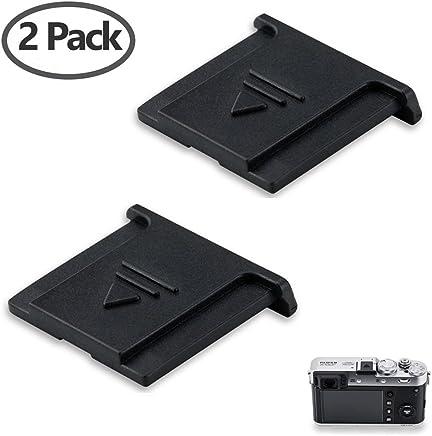 Black Plastic Cover X70 DURAGADGET Hot Shoe Mount Tilting SLR Camera Flash Compatible with Fujifilm X-T100 X-A2 /& X-A3 X100F GFX 50S