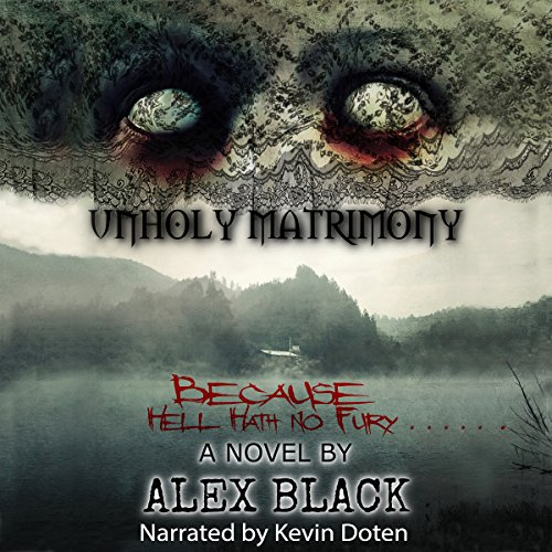 Unholy Matrimony audiobook cover art