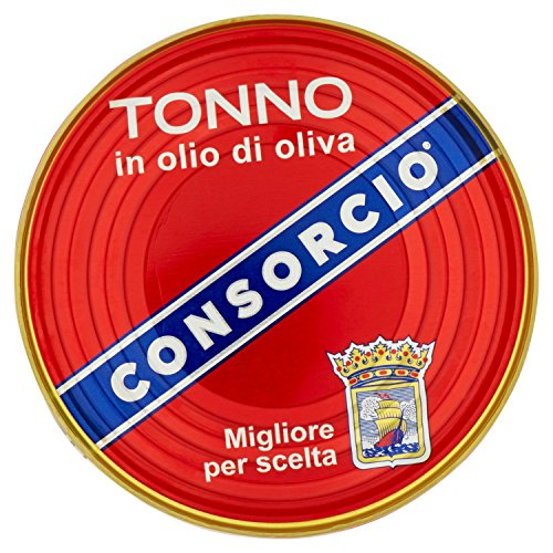 Consorcio - Tonno, in Olio di...