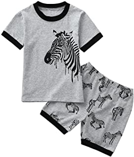 Fitfulvan Mens Boxer Briefs Pajama Casual Household Arrow Home Shorts Pants Underwear Flat Angle Striped Pajama
