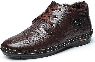 [MUMUWU] ビジネスシューズ メンズ 紳士靴 革靴 本革 高級靴 冠婚葬祭 ファッション カジュアル 暖かい シューズ
