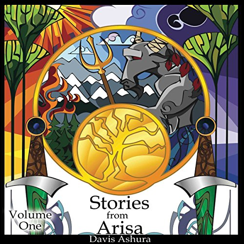 Stories from Arisa: Volume One cover art