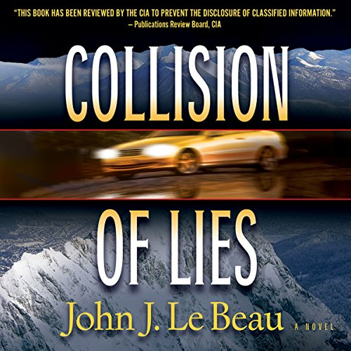 Collision of Lies audiobook cover art