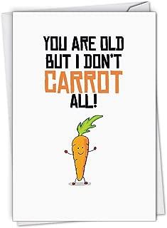 happy birthday carrot