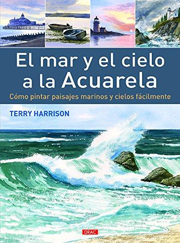 El Mar Y El Cielo A La Acuarela