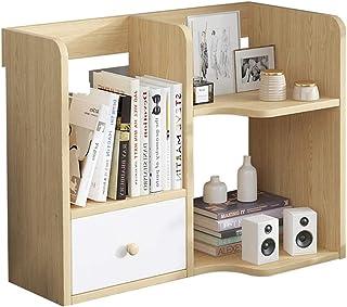 Desktop Bookshelves, Large-capacity Desk Storage Racks, Multifunctional Corner Racks, Office Storage Racks, Home, Bathroom...