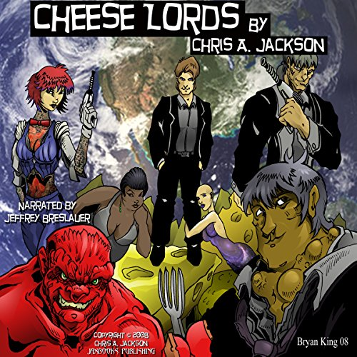Cheese Lords cover art