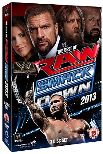 WWE: The Best Of Raw And Smackdown 2013 [DVD] [UK Import]