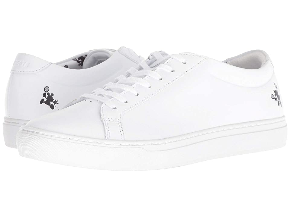 Lacoste L.12.12 418 1 Disney (White) Men