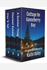 Cottage on Gooseberry Bay Books 4 - 6 Kindle Edition