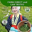 Organic Matcha Green Tea Powder - Authentic Japanese Top Ceremonial Grade Matcha Powder - 100% Pure Highest Quality 1st Harvest [1.07oz] #2