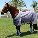 Horse Fly Sheet Breathable and UV Protective PROFESSIONAL'S Choice (78 INCH)